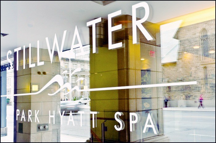 Stillwater Spa in Calgary